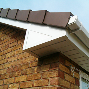 Soffits and bargeboards Gillingham